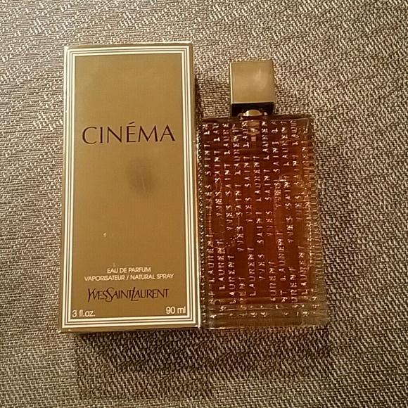 Yves Saint Laurent Other Cinema Eau De Parfum Poshmark